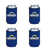 TNT Media Group 4-Pack San Diego Chargers Kan Kaddy