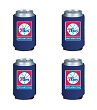 TNT Media Group 4-Pack Philadelphia 76ers Kan Kaddy