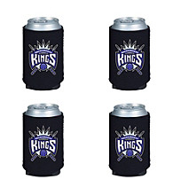 TNT Media Group 4-Pack Sacramento Kings Kan Kaddy