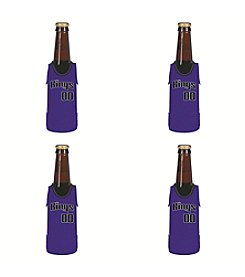 TNT Media Group 4-Pack Sacramento Kings Bottle Jersey