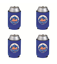 TNT Media Group 4-Pack New York Mets Kan Kaddy