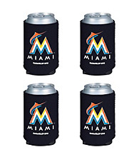 TNT Media Group 4-Pack Miami Marlins Kan Kaddy