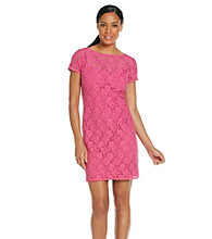 Jessica Howard® Petites' Lace Dress