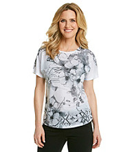 Breckenridge® Short Sleeve Sublimation Tee