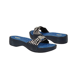 "Dr. Scholl's ""Rock"" Slide Sandals"