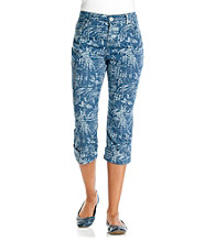 Bandolino® Mandie Discharge Rainforest Capri