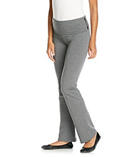 Marc New York Andrew Marc® Performance Rollover Waistband Yoga Pant