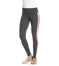 Marc New York Andrew Marc® Performance Legging With Logo Stripe