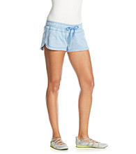 Marc New York Andrew Marc® Performance Speckle French Terry Shorts