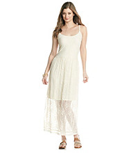 Chelsea & Theodore® All Lace Maxi Dress