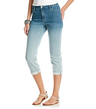 Jones New York® Chelsea Denim Capris