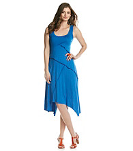 Karen Kane® Handkerchief Hem Dress