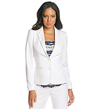 Anne Klein® Two-Button Blazer