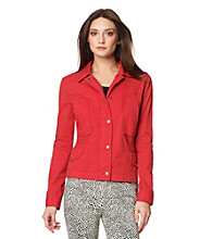 Jones New York Sport® Petites' Cropped Jacket