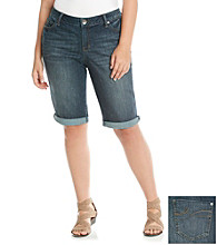 DKNY JEANS® Plus Size Dirty Dancing Five Pocket Short