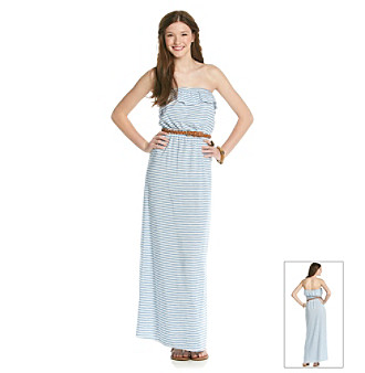 Trixxi Juniors&39 Striped Maxi Dress Women&39s - Maxi Dress Gallery