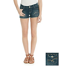 Wallflower Vintage® Juniors' Studded Short