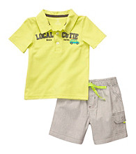 Carter's® Baby Boys' Lime 2-pc.