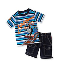 Thomas & Friends Boys' 2T-4T Blue 2-pc.