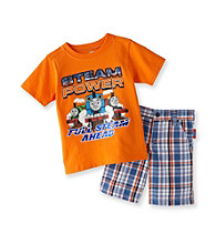 Thomas & Friends Boys' 2T-4T Orange 2-pc.