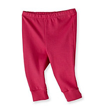 Cuddle Bear® Baby Girls' Basic Cuffed Pants