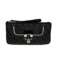 Guess Hewitt Clutch - Coal