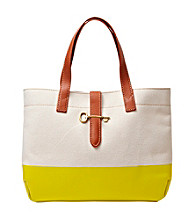 Fossil® Austin Colorblock Shopper