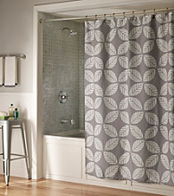 m.style™ Geo Leaf Shower Curtain