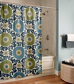 m.style™ Ottoman Shower Curtain