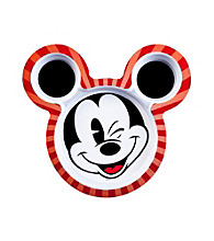 Zak Designs® Mickey Mouse® 2-pk. Mouse Shaped Plates