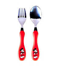 Zak Designs® Mickey Mouse® 2-pc. Flatware Set