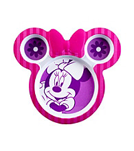 Zak Designs® Minnie Mouse® 2-pk. Mouse Shaped Plates