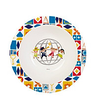Zak Designs® Disney Small World® 2-pk. Round Rimmed Bowl