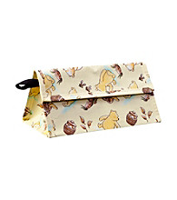 Zak Designs® Pooh Reusable Snack Bag