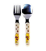 Zak Designs® Disney Pooh® 2-pc. Flatware Set