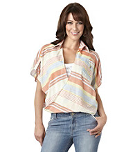 Democracy Twist Front Top