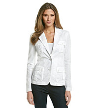 Jones New York Sport® Cargo Blazer