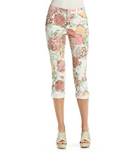 Nine West Vintage America Collection® Boho Cuffed Crop Pant