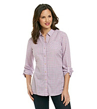 Ruff Hewn Plaid Buttondown Shirt