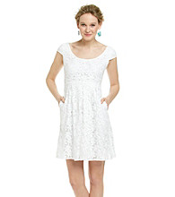 Adrianna Papell® Embroidered Sundress
