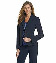 Anne Klein® Peak Collar Jacket