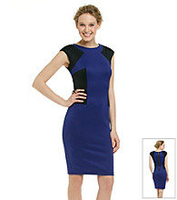 R & M Richards® Colorblock Sheath Dress
