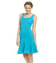Evan-Picone® Collection Tiered Dress