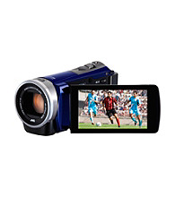 JVC Everio GZE300 8MP HD Digital Camcorder with 3