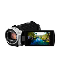 JVC Everio GZEX505 8MP HD Digital Camcorder with 3