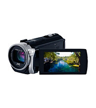JVC Everio GZEX555 8MP HD Digital Camcorder with 3