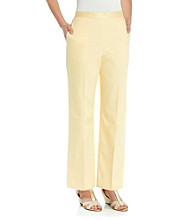Alfred Dunner® Petites' City Of Light Pull On Pant