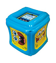 CTA Digital Universal iPad® SpongeBob SquarePants® Inflatable Play Cube