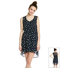 Be Bop Juniors' Polka Dot Dress