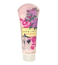 Simple Pleasures Peony & Jasmine Hand & Body Cream
